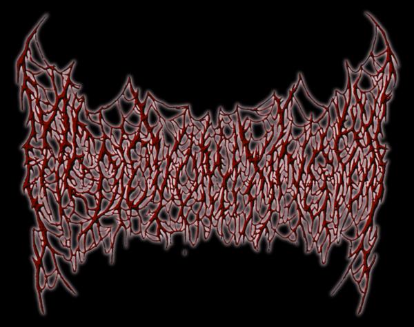 Brutal death metal logo generator