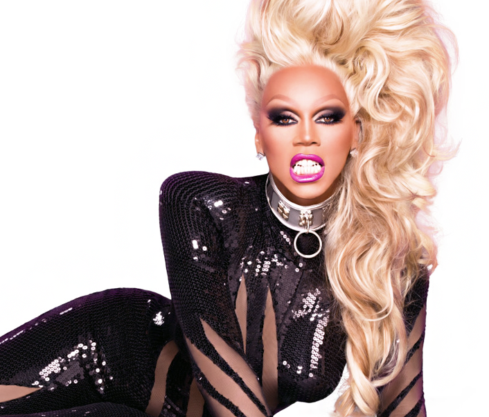Video musical de Rupaul cover girl