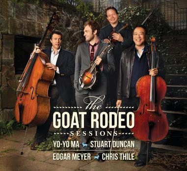 Yo-Yo Ma, Stuart Duncan, Chris Thile & Edgar Meyer