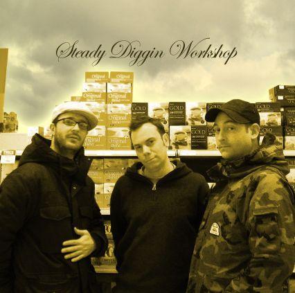Steady Diggin Workshop