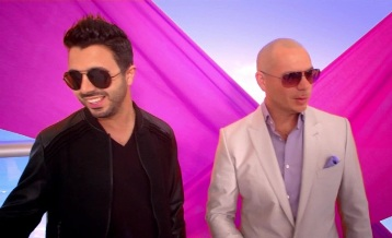 Ahmed Chawki Feat. Pitbull