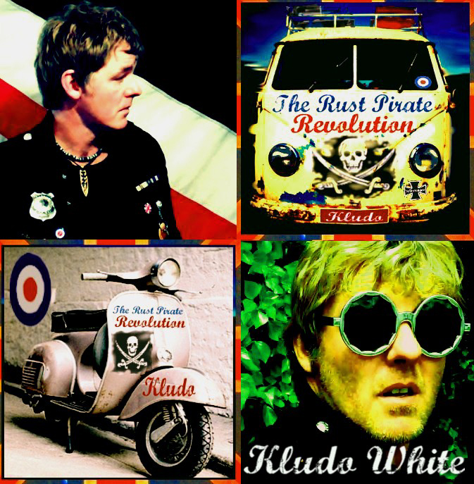 Kludo White - The Camper Van Radio Christmas Album