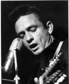 Johnny Cash, June Carter & Merle Kilgore