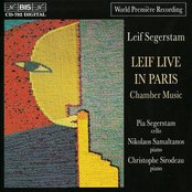 Segerstam: Chamber and Instrumental Music for Cello and Piano