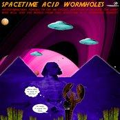 Spacetime Acid Wormholes