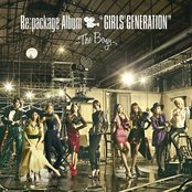 """Re:package Album """"GIRLS' GENERATION"""" ~The Boys~"""