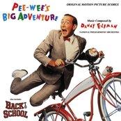Pee-Wee's Big Adventure / Back to School