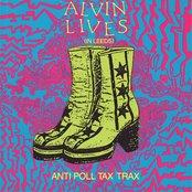 Alvin Lives (In Leeds): Anti Poll Tax Trax