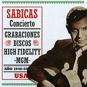 Sabicas Concierto, Año 1940-50 USA