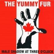 Male Shadow at Three O'Clock