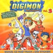 Digimon, Volume 3