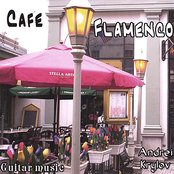 Cafe Flamenco. Guitar Music.