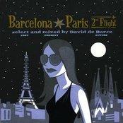 Barcelona Paris 2nd Flight