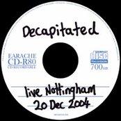 Live Nottingham 20 Dec 2004