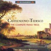 Castelnuovo-Tedesco: Piano Trios (Complete)