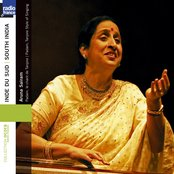 South India: Aruna Sairam (Padam, le chant de Tanjore)
