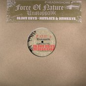 Force Of Nature Unstoppable EP hhr-010