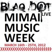 Blaq Dot live in Miami 3-22-12