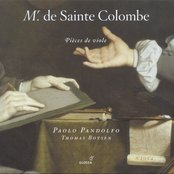 Sainte-Colombe, J.: Pieces De Viole