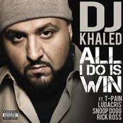 All I Do Is Win (feat. T-Pain, Ludacris, Snoop Dogg & Rick Ross) - Single