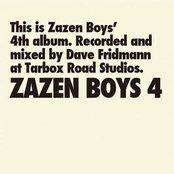 ZAZEN BOYS 4