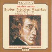 Chopin : Studi, Preludi, Mazurke...