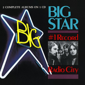 album #1 Record/Radio City by Big Star