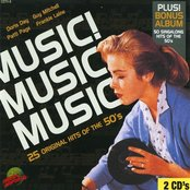 Music! Music! Music! - 25 Original Hits & 50 Sing Along Hits Of The 50's