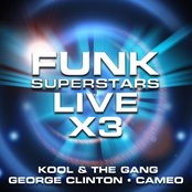 Funk Superstars Live x 3