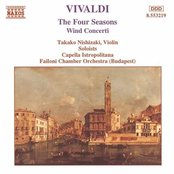 VIVALDI: The Four Seasons /  Wind Concertos