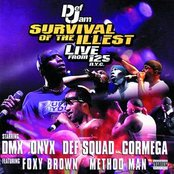 Survival Of The Illest:  Live From 125, NYC