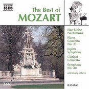MOZART: The Best of Mozart