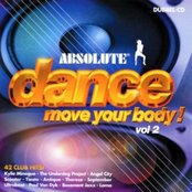 Absolute Dance Move Your Body, Volume 2 (disc 2)