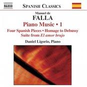 FALLA: Complete Piano Works, Vol. 1