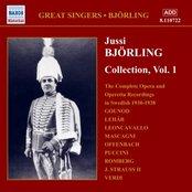 BJORLING, Jussi: Opera and Operetta Recordings (1930-1938)