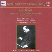 DVORAK: Symphony No. 9 / Cello Concerto (Kleiber) (1929)