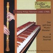 Georg Philipp Telemann (1681-1768). Der Getreue Music-Meister: A Musical Journal in 25 Lections