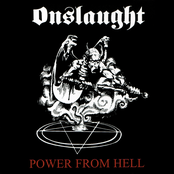 album Power From Hell by Onslaught