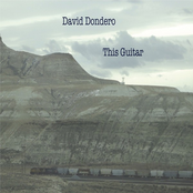 album This Guitar by David Dondero
