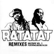 Ratatat Remixes Mixtape Vol 1