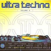 Ultra Techno, Volume 4 (disc 1)