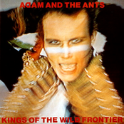 album Kings Of The Wild Frontier by Adam and the Ants
