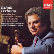 Mendelsohn Violin Concerto E m