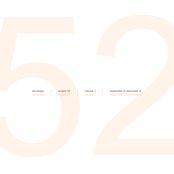 Project 52, Volume 1