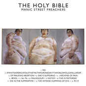 album The Holy Bible by Manic Street Preachers