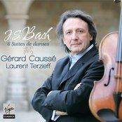 J.S. Bach 6 Suites alto