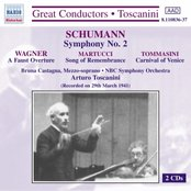 SCHUMANN: Symphony No. 2 / WAGNER: Eine Faust Overture (Toscanini)