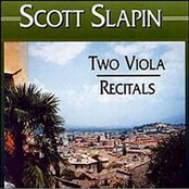 Bach:Adagio and Fugue; Bloch: Prayer; Lane and Paganini