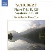 SCHUBERT: Piano Trio No. 2 / Notturno