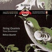 Britten: String Quartets Nos. 1-3